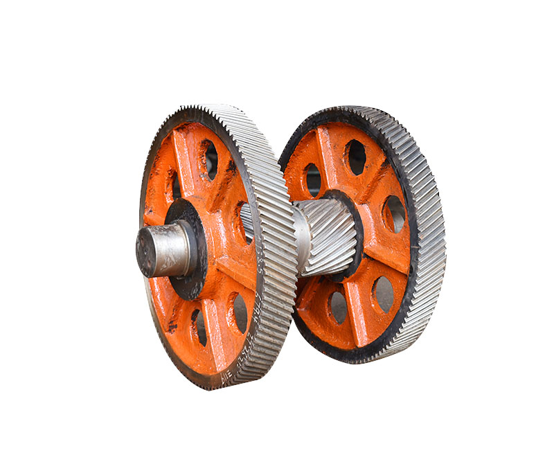 盘锦齿轮轴作用